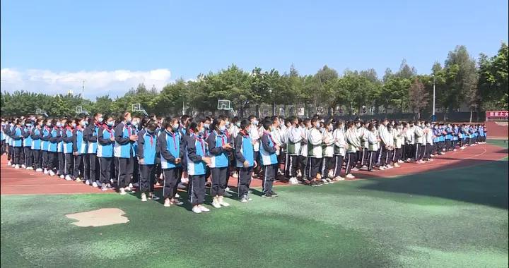 西昌市教育系统2020年地震演练观摩大会在西宁中学举行