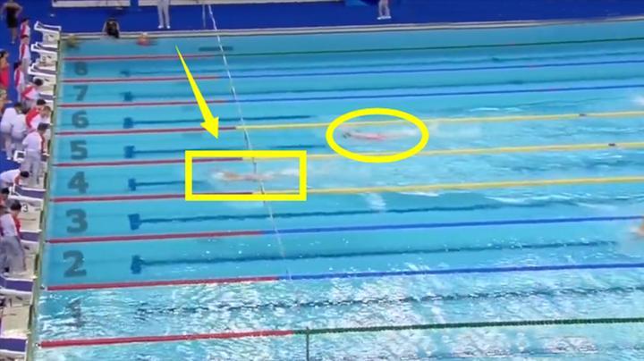 想逆转?游泳接力中国杨浚瑄爆发,甩开纪录保持者3米夺冠破纪录
