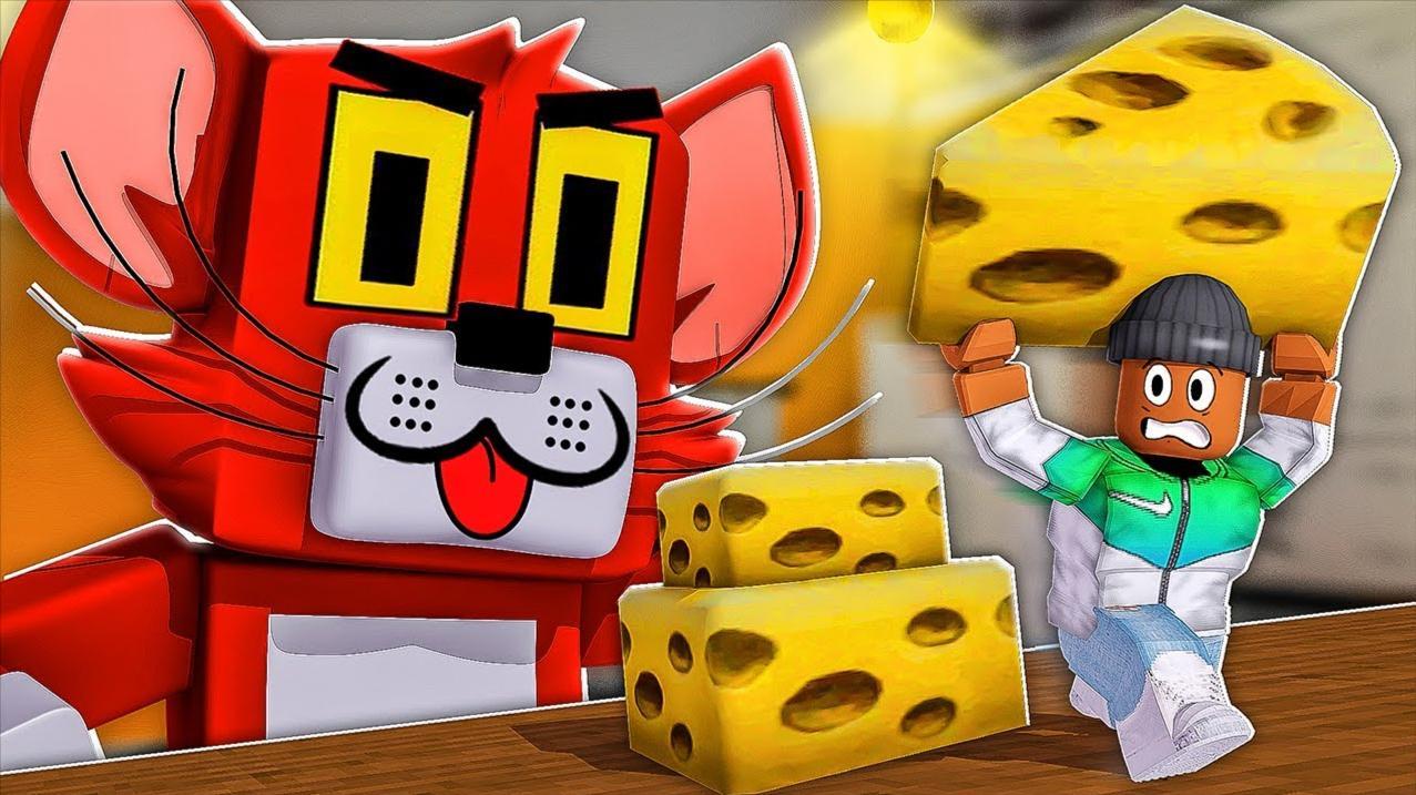 Roblox猫和老鼠:猫和老鼠欢乐大乱斗!我变成了汤姆猫?小格解说