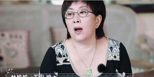 """林志颖妻子婚后首次加盟综艺节目,就被婆婆吐槽穿衣""""不礼貌"""""""