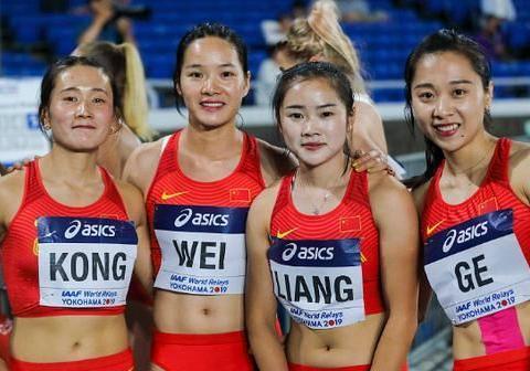 """中国女版""""博尔特""""诞生,她屡次打破短跑纪录"""