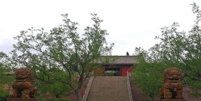 """运城这个""""最可惜""""的寺庙,拥有珍贵壁画堪比永乐宫"""