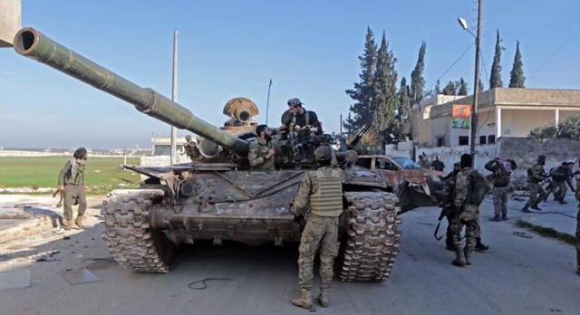 30名叙利亚人遭土耳其联军绑架!外媒:还放火烧毁大片农田