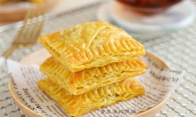 金拱门卖6块一个的香芋派,在家做不到1块钱,酥脆掉渣,抢着吃
