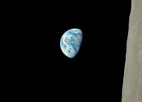 一个大胆的计划:如何能够看到另外一个地球的大陆和海洋?