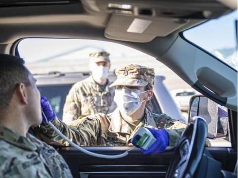 美国大兵一线抗疫90天即可享福利,特朗普政府:89天就解散