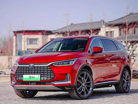 """五大中国品牌的旗舰SUV,谁才是真正的""""国货之光""""?"""