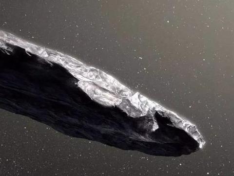 科学家全力研究入侵太阳系的灵异天体却还在力求探明它的真实身份