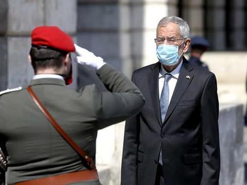 奥地利总统晚餐超时滞留餐馆 违反防疫法公开致歉