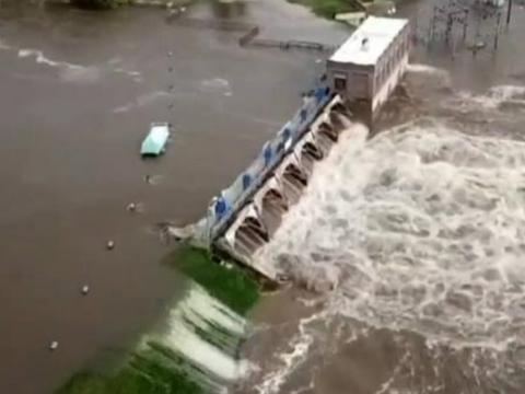 人命不如蚌命,美国大坝决堤出现奇葩理由,保护河蚌闹出大洪水
