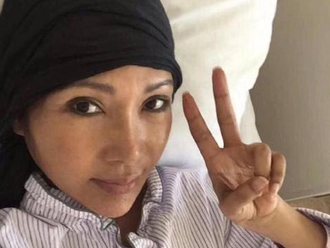 中国第1位被孤立的女星确诊癌症晚期!曾红透大陆 当众扇毛宁巴掌