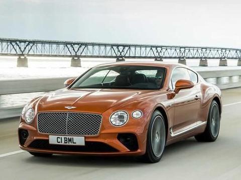 260.90万元起售 新款宾利欧陆GT V8上市