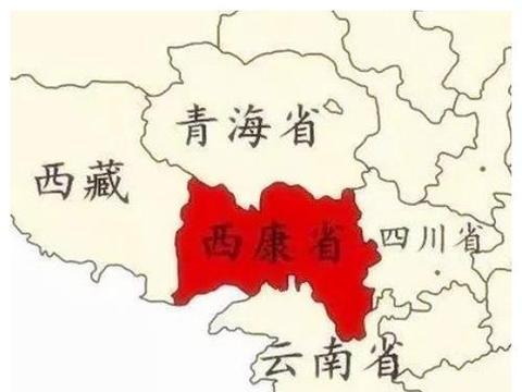 """已经""""消失""""的省份,仅存在16年,名字听着耳熟,是你家乡吗"""