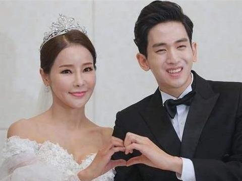 """韩国""""母子恋""""两人相差17岁,多次尝试试管婴儿,结局不太美满"""
