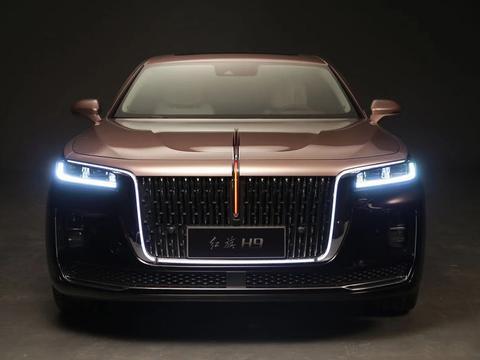 "3.0T V6发动机,气场超迈巴赫,中国版""劳斯莱斯""红旗H9将上市"