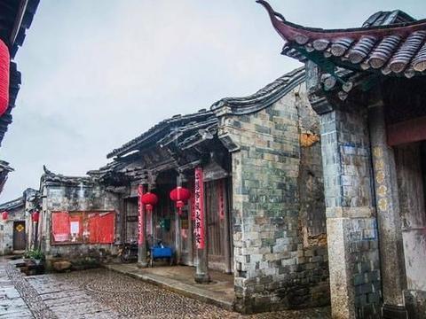 """打卡福建古村,它被誉为""""民间故宫"""",历经800余年依旧完整"""