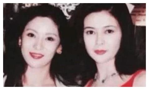 为啥向华强当年没有娶关之琳 看了关之琳和向太陈岚的合照就懂了