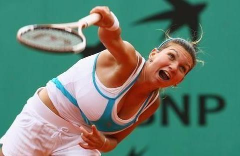 """什么神操作?做完""""缩胸手术""""的网球女将哈勒普成绩真提高了吗"""
