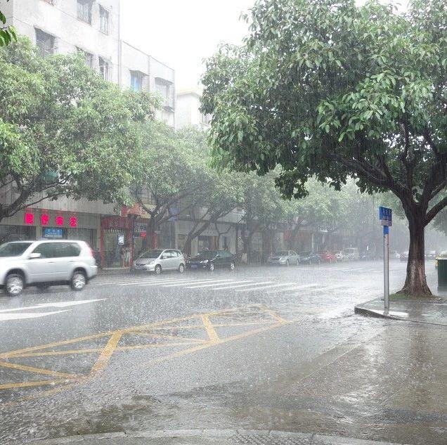 注意!赣州发布四级地质灾害气象风险预警