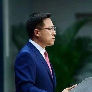 美国因中国威胁切断与澳大利亚联系,你猜赵立坚说什么?