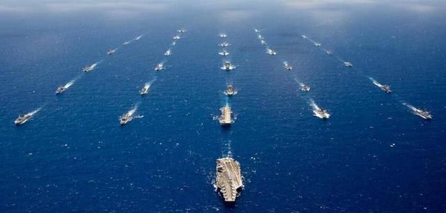 南海局势突变,越南菲律宾突然接受美军基地:形成4道反导拦截线