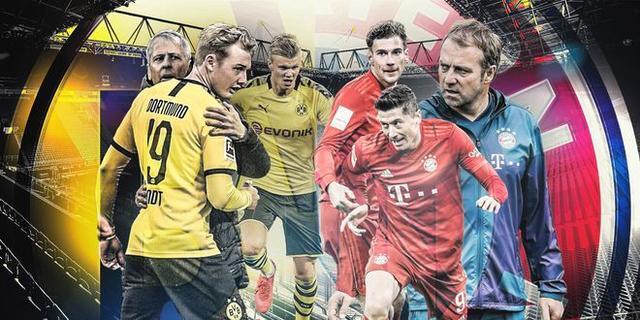 德甲复赛后喜迎重磅对决 拜仁和多特关键战冠军局 能否阻止8连冠