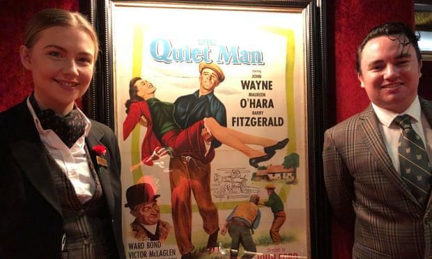 爱尔兰夫妇因疫情免费独享超豪华城堡,影院水疗中心酒窖应有尽有