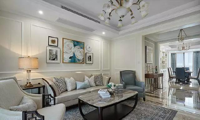 老公装修的房子,没花一分钱设计费,没想到居然装修这么漂亮!