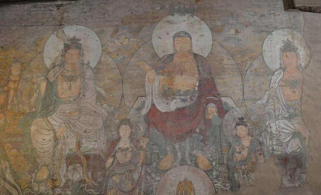 山西一座乡野小庙,里面的壁画堪比永乐宫,知道的人却很少