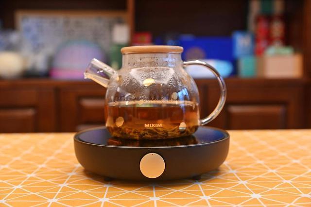 三界黑金小茶炉,简而不凡的家用迷你电陶炉