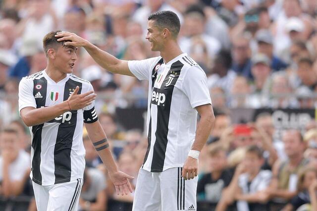 """C罗说过""""假如迪巴拉是我的国家队队友,葡萄牙早拿大力神杯?"""""""