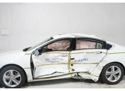 万万没想到,碰撞测试的应试教育居然来自美系车?