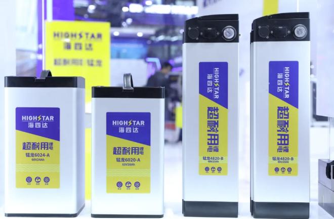 天能、星恒、海四达、比克、芯驰这些锂电池企业,最近在做什么?