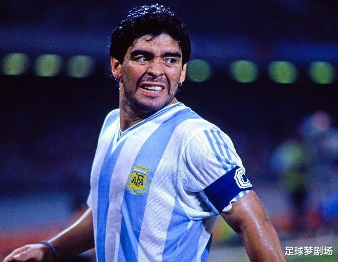 马拉多纳之后阿根廷的10号球员,老马辉煌难以复制
