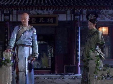 """《甄嬛传》流潋紫最""""穿越""""的一笔,惨被网友吐槽:""""没文化""""!"""