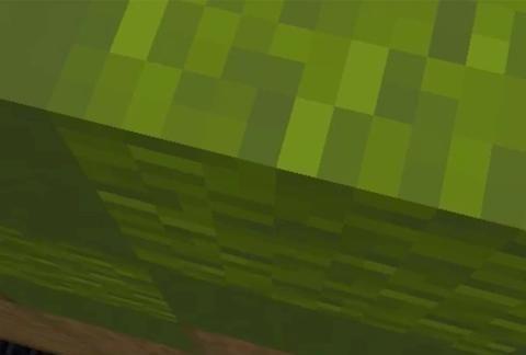 我的世界:不起眼的草方块中有什么秘密?我发现了细胞核