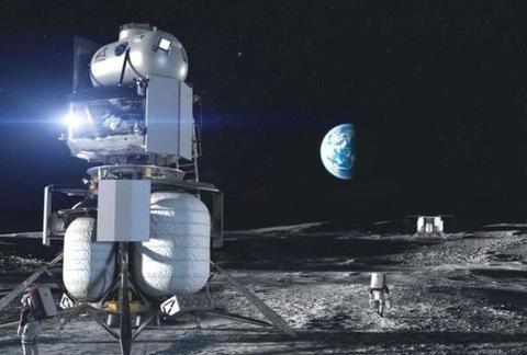 2024年人类再登月球?NASA确定三家合作科技公司