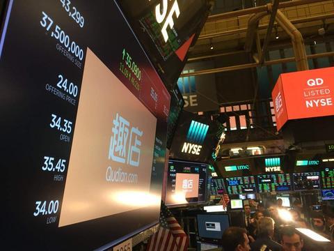 趣店2020年Q1财报:净亏损4.86亿,开放平台交易金额环比下降68%