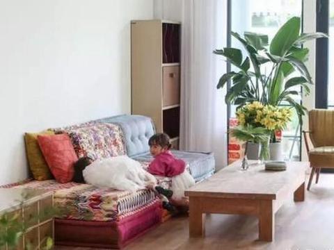 带你参观赵子琪的家,出道以来一直不温不火,连住的房子也很简洁