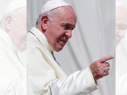 新冠让梵蒂冈面临金融危机,教皇快没钱发工资了!
