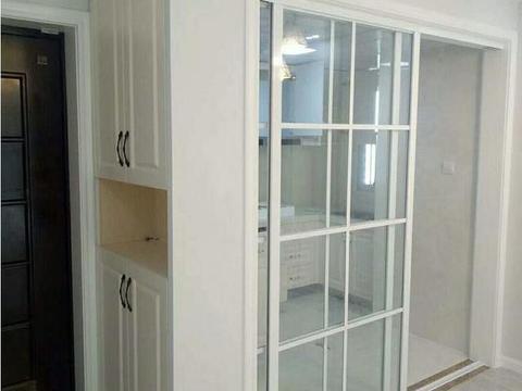 刚验收完工的新房硬装,家具未进场已经很美了,先给大家晒晒!
