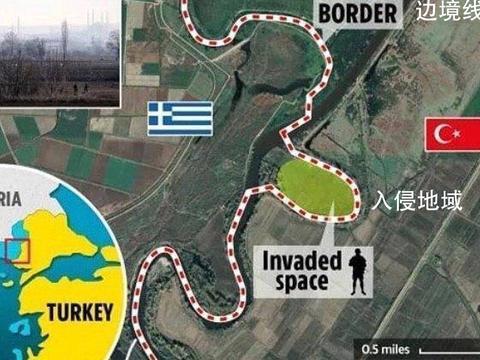 希腊和土耳其爆发冲突!土耳其大军突然动手越境,希腊特种兵包围