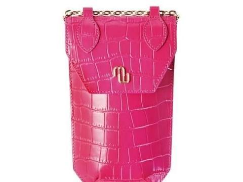 盘点5款超具设计亮点大牌手机包,小资女通通买得起!