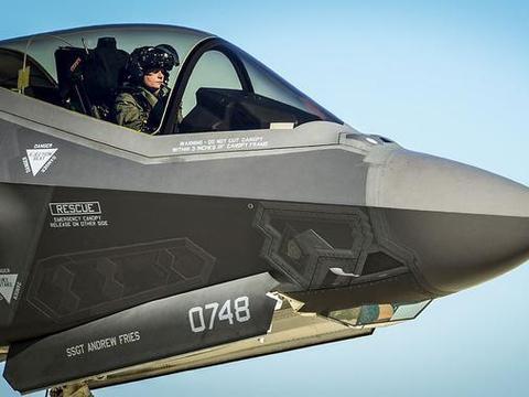 F35不能超音速?飞行员:我在四五小时内,反复开到了最大速度