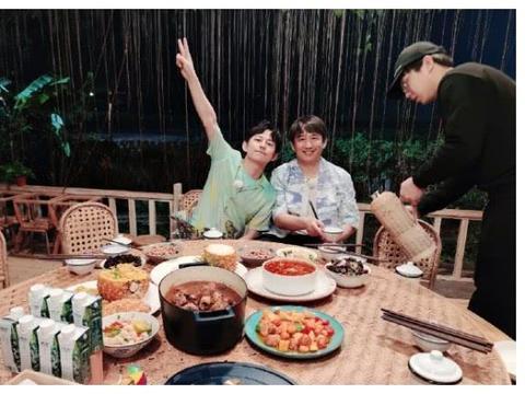 黄磊做饭真好吃吗?看到薇娅晒出的无滤镜照片,意外暴露真实厨艺