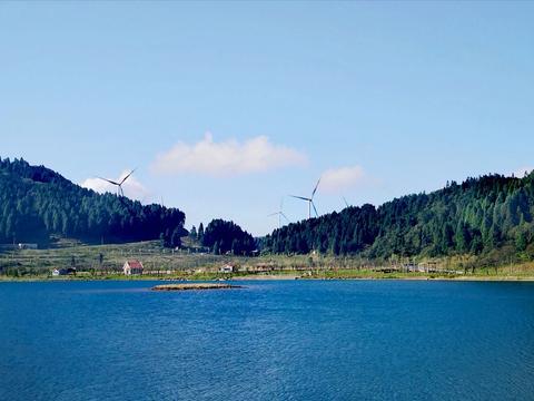 5月30日丰都南天湖升级改造重新开园 看醉美风景这里来