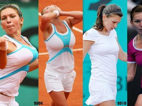 做完缩胸手术后,罗马尼亚网球女将哈勒普的成绩有改善吗?