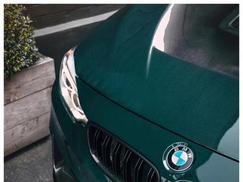 宝马BMW M3 很好地诠释了宝马的操控魅力 堪称行业的标杆!