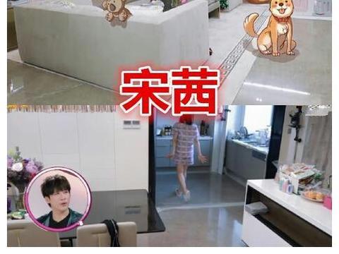 baby的豪宅 宋茜的豪宅 赵丽颖的豪宅 看到郑爽:贫穷限制了我!