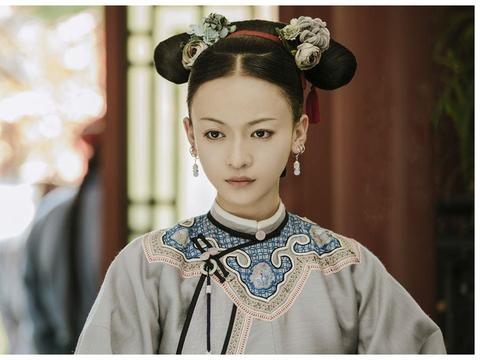 吴谨言再演魏璎珞,于正透露她太漂亮了,就没有想过其他人